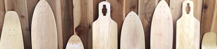 Deck Longboard