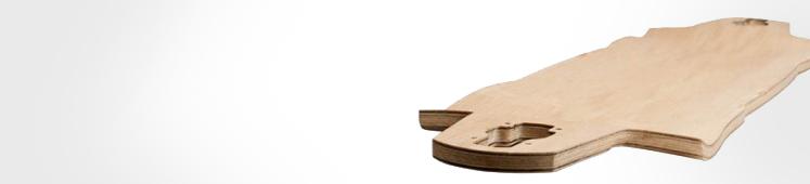Promos deck longboard