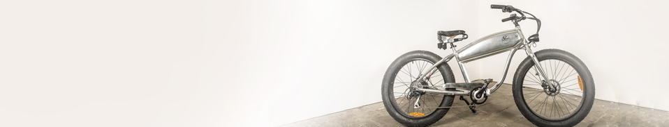 Vélo pliant électrique e-bob