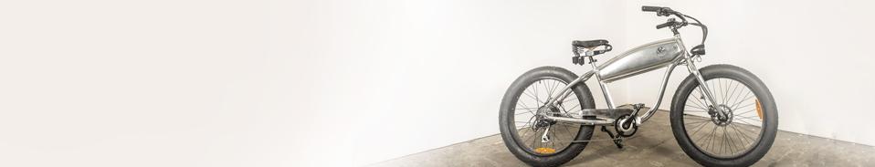 Vélo électrique Femme / mixte