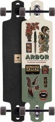 "Acheter Longboard Arbor drop cruiser GT Artist 38"""