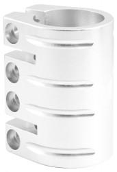 Acheter Quadruple collier de serrage Blazer argent