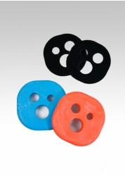 Acheter Pucks pour gants de slide Holesom P-Swiss
