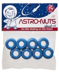Acheter Ecrous d'essieu Astro-nuts bleus X8