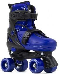 Acheter Roller Quad SFR Nebula Ajustable Noir/Bleu
