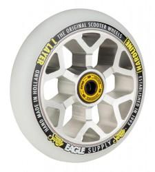 Acheter Roue Eagle Snowballs 6M 110mm Argent/Blanc