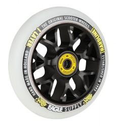 Acheter Roue Eagle Snowballs X6 110mm Noir/Blanc