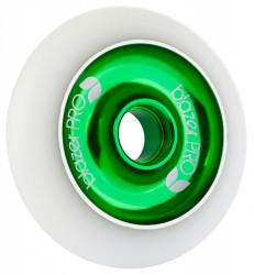 Acheter Roue Blazer Core alu 100mm white/green