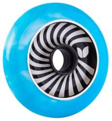 Acheter Roue Blazer Pro Vertigo Aluminium Swirl 100mm Blue/White