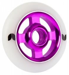 Acheter Roue Blazer Stormer 100mm 4 spokes alu white/purple