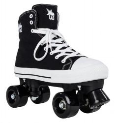 Acheter Roller Quad Rookie Canvas High noir