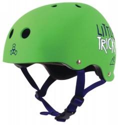 Acheter Casque Triple 8 Little Tricky Junior vert
