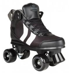 Acheter Roller Quad Rookie Deluxe Noir