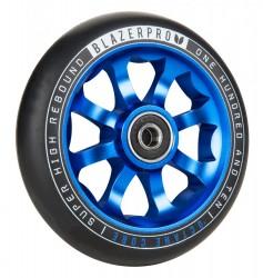 Acheter Roue Blazer Octane 110mm abec-9 bleu