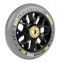 Acheter Roue Eagle Sewercaps X6 110mm Noir/Gris