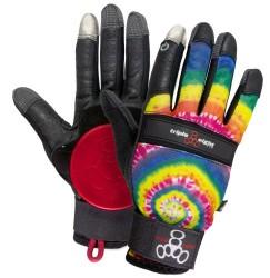 Acheter Gants de Slide Triple 8 downhill Tie Dye