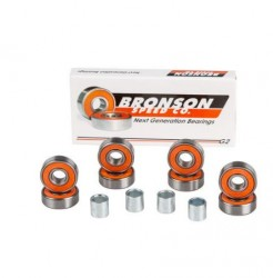 Acheter Roulements Bronson Speed Co G2