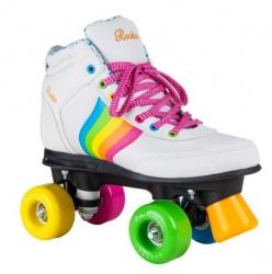 Acheter Roller Quad Rookie Forever Rainbow white