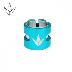 Acheter collier de serrage Blunt H Twin double-Turquoise