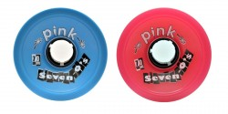 Acheter roues Abec 11 Pink seven-o's 70mm
