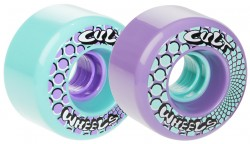 Acheter roue Cult Ism 63mm 85a Turquoise/Violet