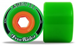 Acheter roue Abec 11 freerides 66mm