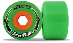 Acheter roue Abec 11 centerset freerides 72mm