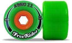 Acheter roue Abec 11 freerides 77mm