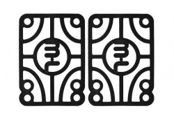 Acheter Pads Mini Logo 6.35MM