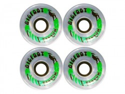 Acheter roue BigFoot Paradise clear 70mm 78a