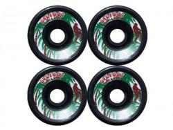 Acheter roue BigFoot Paradise noires 70mm 78a