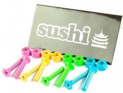 """Acheter Visserie Sushi multicolor cruciforme 1"""""""