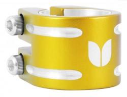 Acheter Double collier de serrage Blazer or