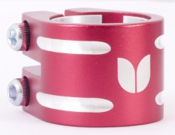 Acheter Double collier de serrage Blazer rouge