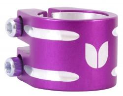 Acheter Double collier de serrage Blazer violet