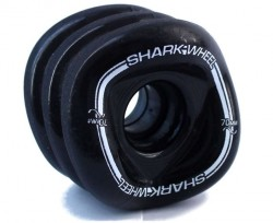 Acheter roue Shark Wheel Mako Formula 70mm 80a noires