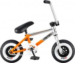 Acheter Mini BMX Rocker Chromium Silver/Orange