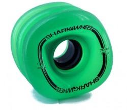 Acheter oue Shark Wheel Sidewinder 70mm 78a vert translucide