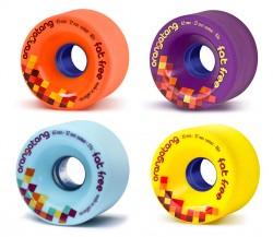 Acheter Set de roues Orangatang fat free 65mm en stock