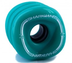 Acheter roues Shark Wheel Sidewinder 70mm 78a Turquoise