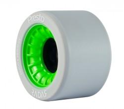 Acheter Roues Radar Presto Highliter 59mm/99a grises/vertes X4 au meilleur prix !