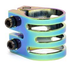 Acheter Double collier de serrage Vice Slamm neochrome