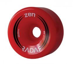Acheter Roue Radar Zen Rouge 62mm/85a