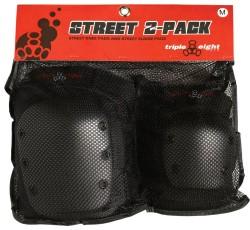 Acheter Pack de Protections Triple 8 Street 2 genoux et coudes-package-1