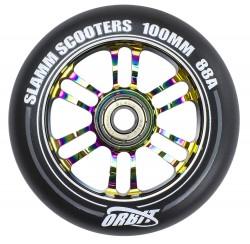 Acheter Roue Slamm 100mm Orbit Neochrome