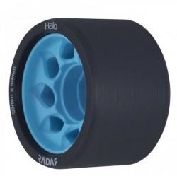 Acheter Roues Radar Halo 59mm/95a noires/bleu X4