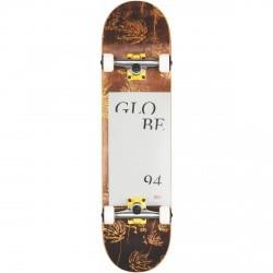 """Acheter Skate Globe G2 Typhoon White 8"""""""