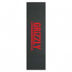 Acheter Grip Grizzly stamp print red