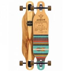 "Acheter Longboard Arbor Axis Flagship Series 37"""