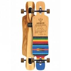 "Acheter Longboard Arbor Catalyst Flagship Series 41"""